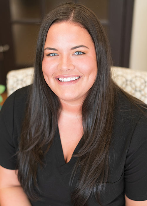 Headshot of Chelsea our Certified Dental Assistant