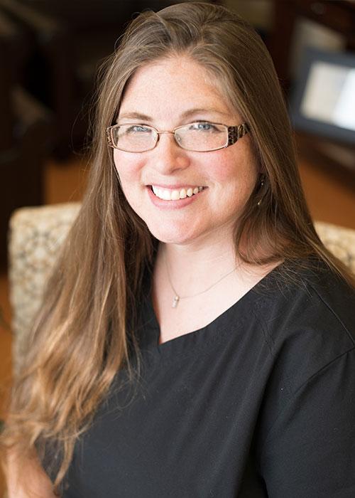 Headshot of MariBeth our Practice & Financial Coordinator