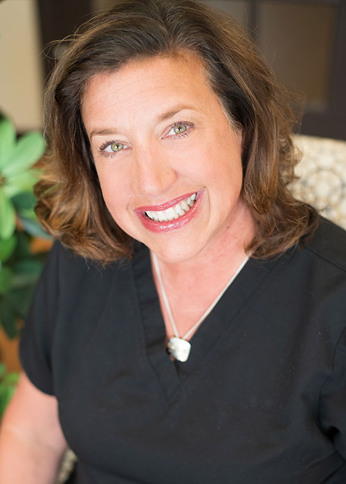 Headshot of Tricia our Dental Hygienist, R.D.H.