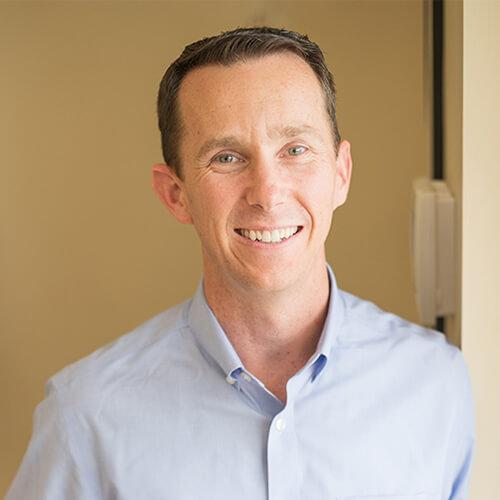 Headshot of Dr. James Burden at New Paradigm Dentistry