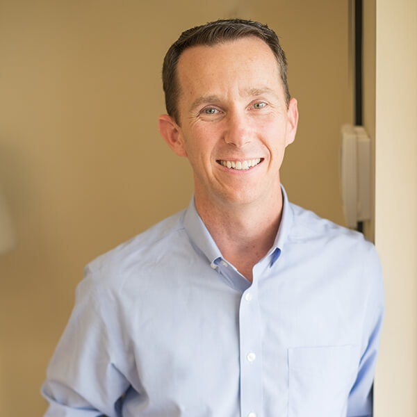 Headshot of Dr. James Burden at New Paradigm Dentistry
